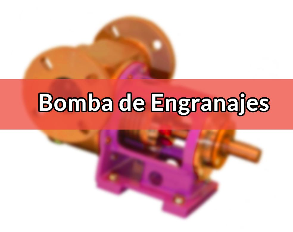 Bomba de engranajes