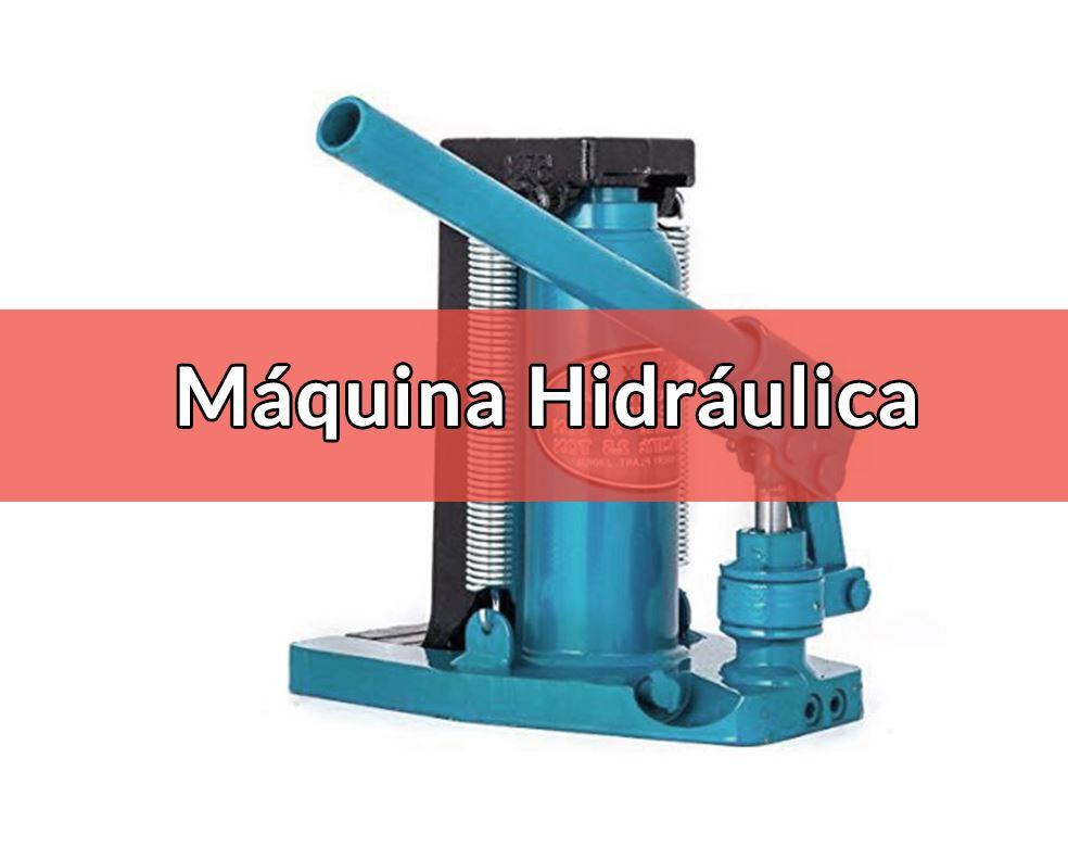 maquina hidraulica